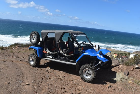 La Fonda, Meksyk: Beach side adventuring in a TOMCAR