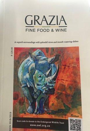 Grazia Fine Food & Wine Aufnahme