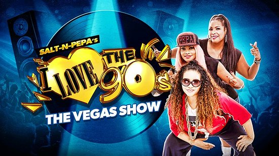 Salt-N-Pepa's I Love The '90s - The Vegas Show
