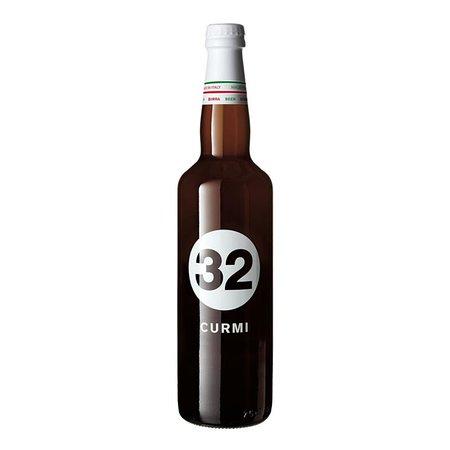 La Busa De Bacco: Birra speziata ottenuta con farro e malto d'orzo, di alta fermentazione e rifermentata in bottig