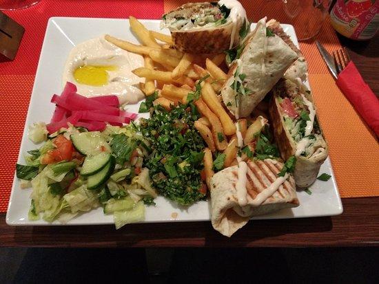 Cuisine Syrienne Picture Of Restaurant Urkesh Strasbourg