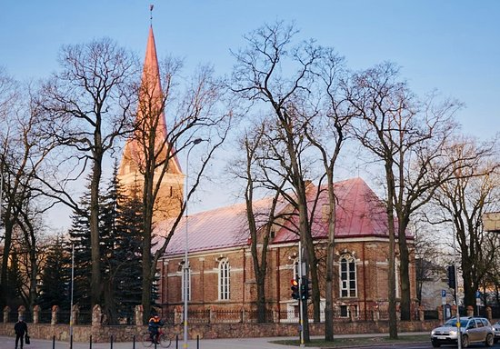 St. Anna Evangelic Lutheran Church