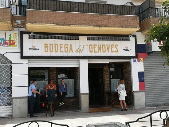 Санта-Фе, Испания: Bodega del Genovés