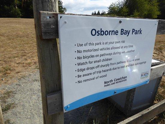 Osborne Bay Regional Park