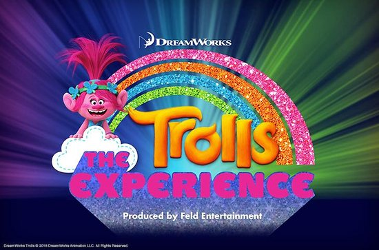 ‪DreamWorks Trolls the Experience‬