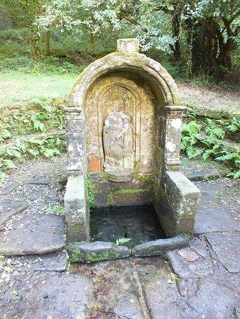Le Faouet, France: Fontaine