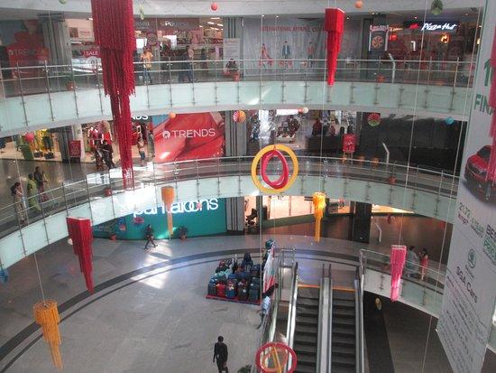 Fun City Mall: Inside the Mall