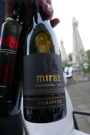 Great Croatian Wine!