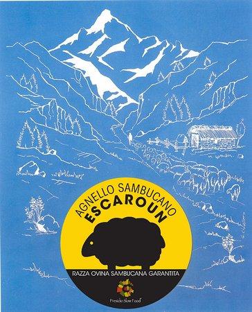 Pietraporzio, Ιταλία: Consorzio Escaroun