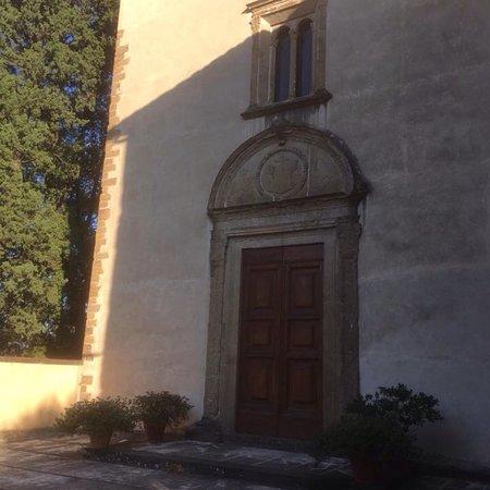 Chiesa di San Bartolomeo a Monte Oliveto