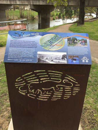 Bombala River Walk