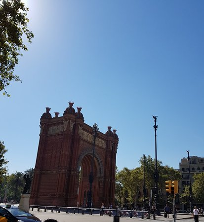 Arc de Triomf: Stunning arch