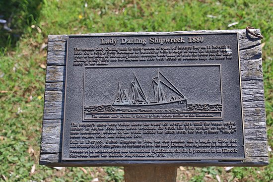 Narooma, Australië: The plaque of Add photos of