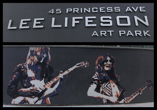 ‪Lee Lifeson Art Park‬