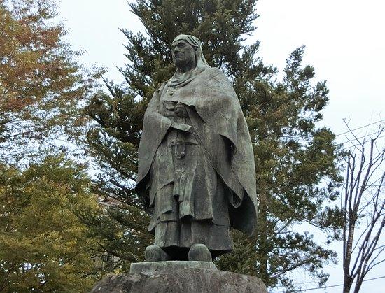 天海大僧正銅像