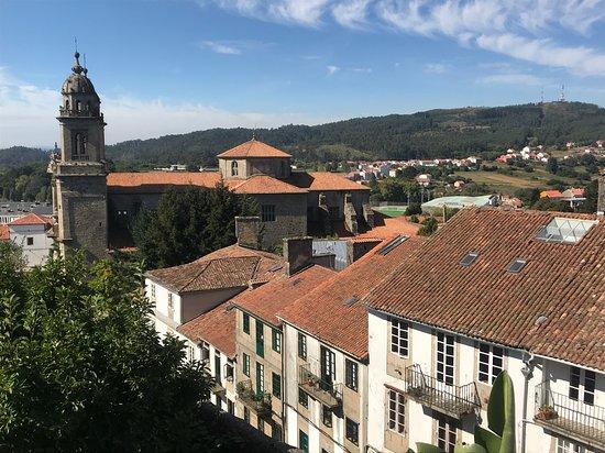 Costa Vella Hotel: view from Costa Vella garden