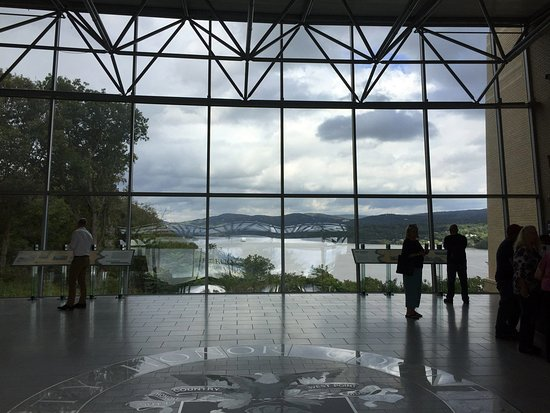 Highland Falls, NY: West Point visitor center