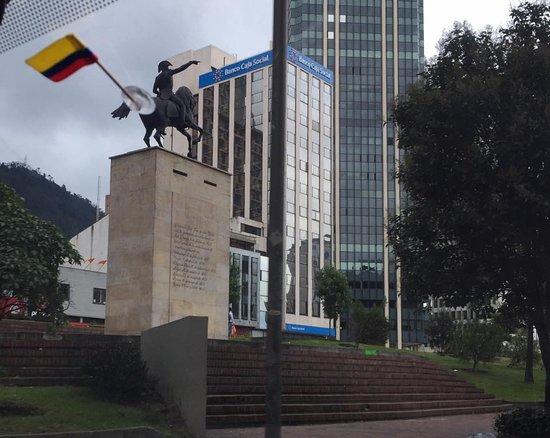 Monumento A Jose De San Martn
