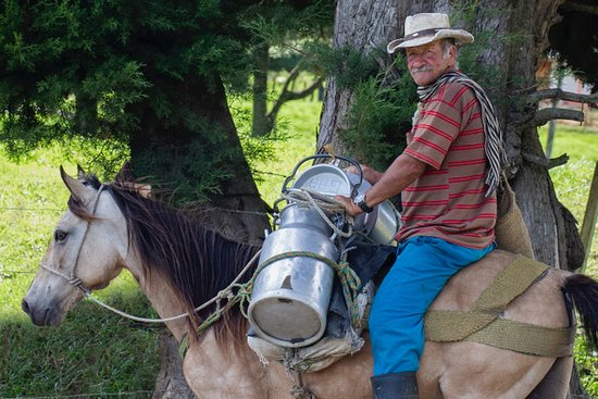 Colombia Moto Adventures: Colombian Cowboy - The Switzerland of Colombia Tour