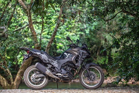 Colombia Moto Adventures: Rent a Kawasaki Versys-X 300 in Medellin, Colombia