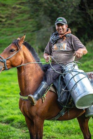 Colombia Moto Adventures: Colombian Cowboy