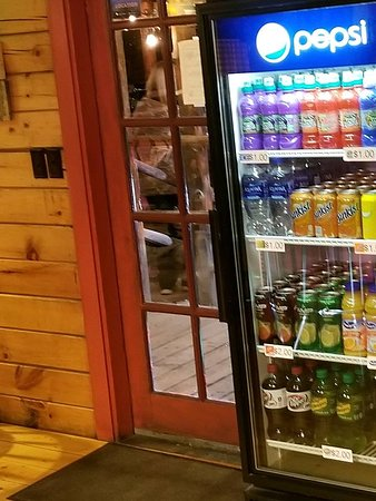 Republic, WA: We also offer drinks to go