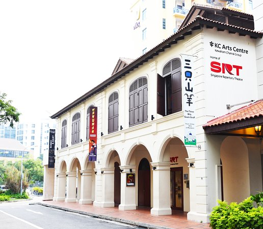 ‪Singapore Repertory Theatre‬