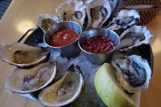 The Revelry: Oysters