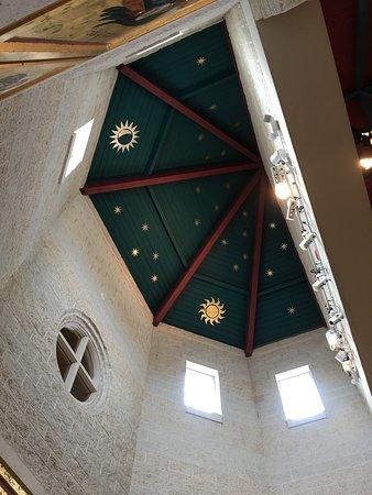 Holy Family Catholic Community ceiling