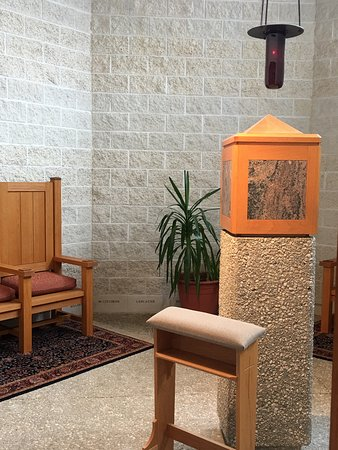 Holy Family Catholic Community Tabernacle