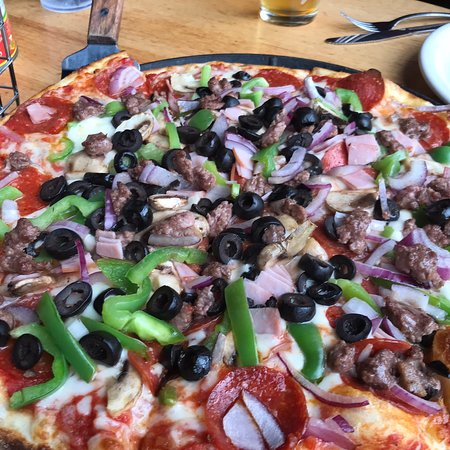 Brown Dog Pizza, Telluride - Menu, Prices & Restaurant