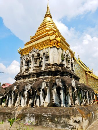 First Temple in Chiang Mai