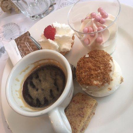 Café Gourmand Picture Of La Chicoree Lille Tripadvisor
