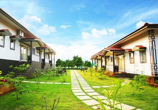 Entrance - Picture of Vagator Retreat Resort - Tripadvisor