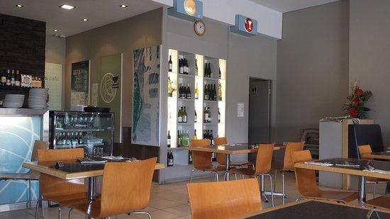 Warwick, Australien: Dining and bar