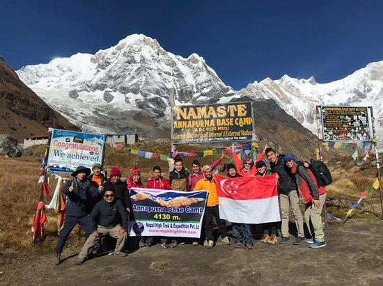 Nepal High Trek & Expedition