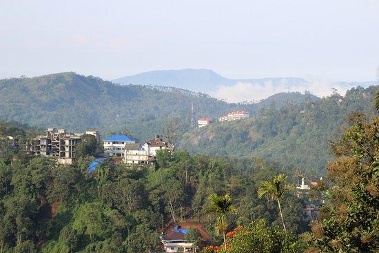 A nice resort with views.