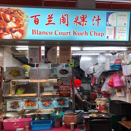 photo0.jpg - Picture of Blanco Court Kway Chap, Singapore - Tripadvisor