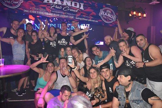 Hanoi Pub Crawl