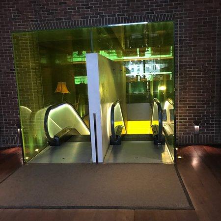 Hip hotel met mindere kamers