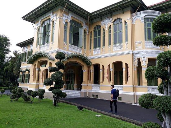 Police Museum Parusakawan Palace