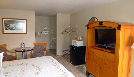 Whispering Sands Motel: Værelse 111