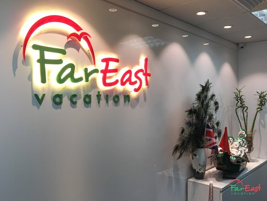 Far East Vacation - Day Tours
