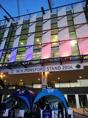 Melbourne Cricket Ground (MCG): Will Ponsford Stand Melbourne Cricket Ground.