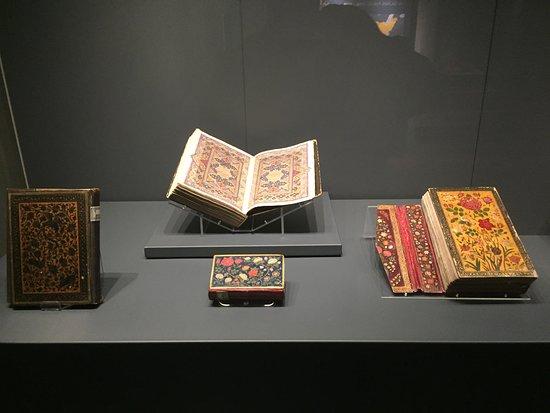 Turkish and Islamic Arts Museum (Turk ve Islam Eserleri Muzesi): Coran illustré