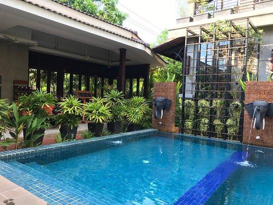 Pool - Le Chanthou Boutique Hotel Photo