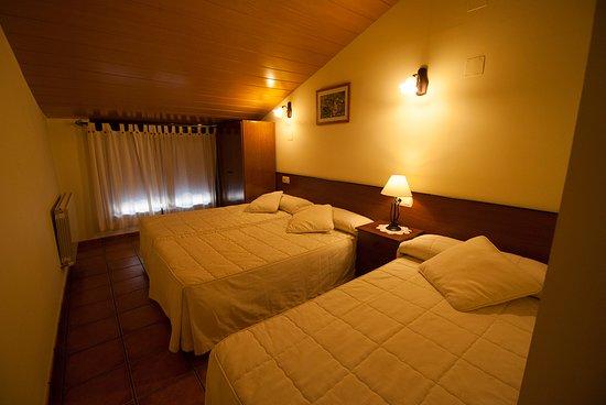 Moralina, Ισπανία: Habitación Triple