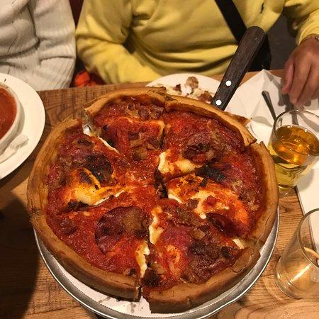 De los mejores sitios de la ciudad para probar pizza
