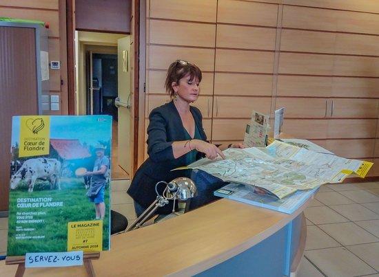 Bureau d'Information d'Hazebrouck – Office de Tourisme
