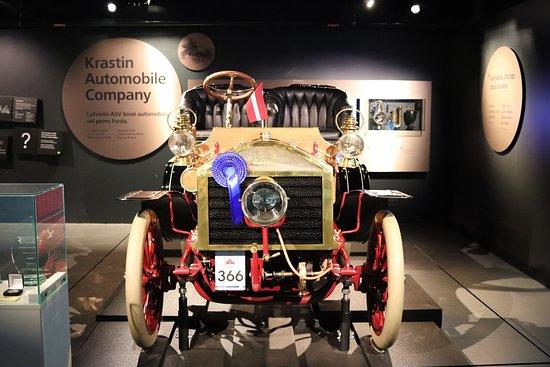 The Car Company >> A Latvian Founded The Krastin Automobile Company Kuva